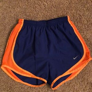 Nike Dri Fit Lined Shorts